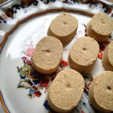 how to make polvoron without mold