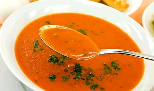 Tomato Chipotle Bisque