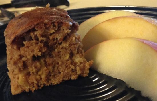 Apple Cinnamon Protein Bars