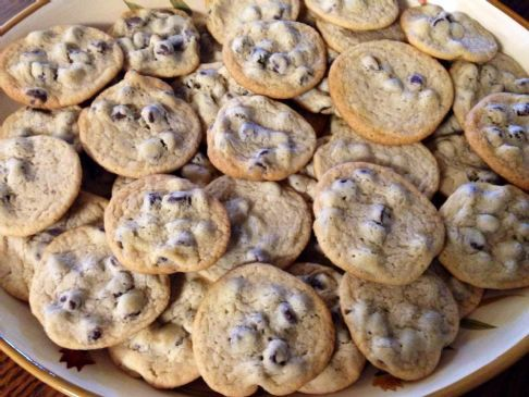 Soft, Chewy, Buttery Chocolate Chip Cookies Recipe | SparkRecipes