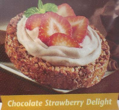 Chocolate Strawberry Delight