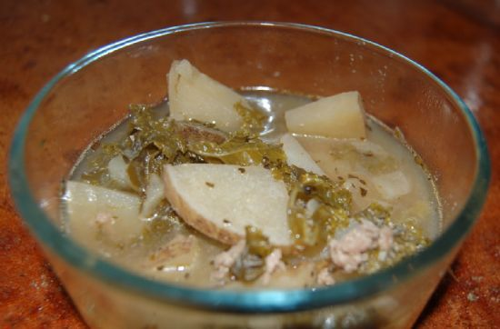 Crockpot Zuppa Toscana Soup