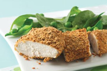 Breaded Chicken or Pork Dijon