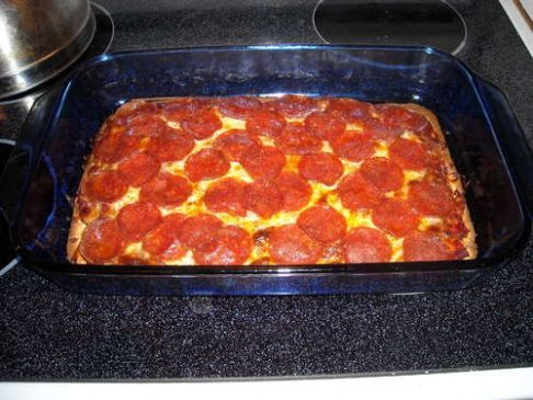 Low Carb High Protein Pizza Recipe