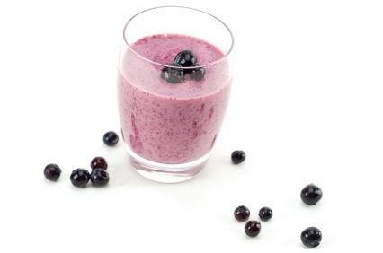 Blueberry Cantelope Juice