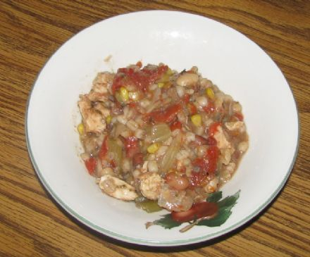15 Bean Slow Cooker Soup