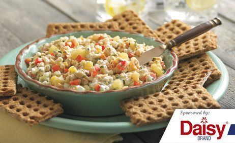 Southwestern Pineapple Spread from Daisy Brand®