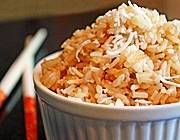 Coconut Brown Rice