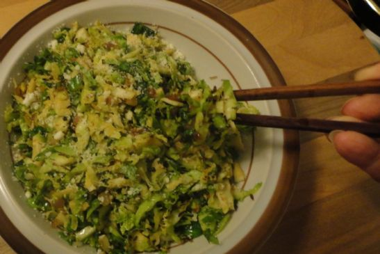 Brussels Sprouts (Spicy)