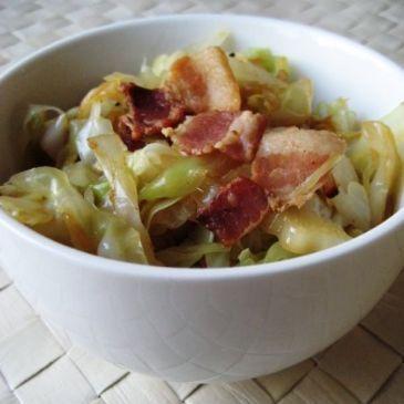 Grandma's Cabbage Side Dish