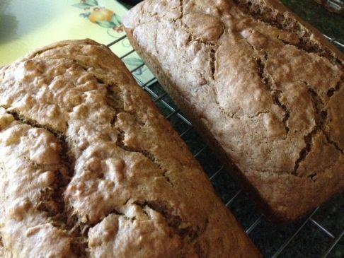 Vegan 'Nananut bread