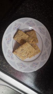 Herb Flatbread Crackers