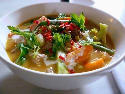 Low Fat - Gluten Free Black Bean Vegetable Soup