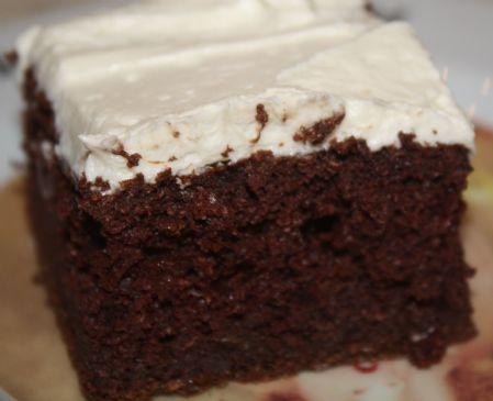 low fat killer cake recipe