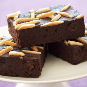 Rocco DiSpirito's Black Bean Brownies (gluten free!)
