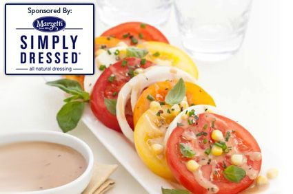 Simply Dressed® Heirloom Tomato Salad