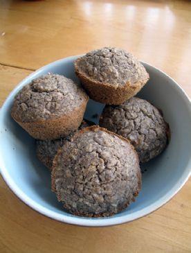 GF Vegan Coconut Banana Muffins