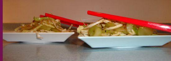 Lap-band Friendly: Sunomono - Japanese Cucumber Salad