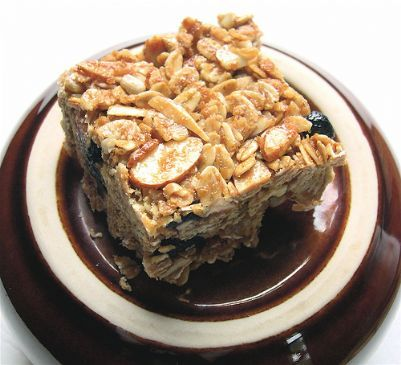 Low Calorie Granola Bars Healthy
