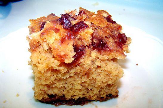 Cranberry Orange Supreme Upsidedown Cake