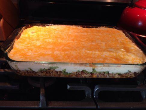 Mock Shepherds Pie