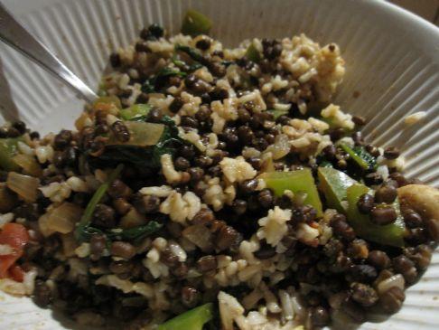 Black Lentil Curry