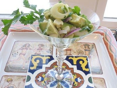 Love Salad (Artichoke & Palm Hearts)
