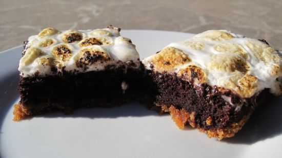 Smore's Brownies