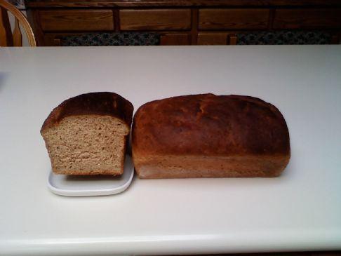 Oat Flax Bread