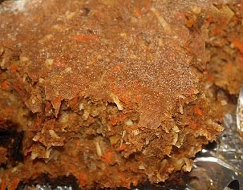 dutch oven whole wheat carrot pineapple cake xagave style