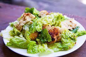 Greek Yogurt Cesear Salad Dressing