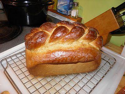 Maritime Molasses Brown Bread