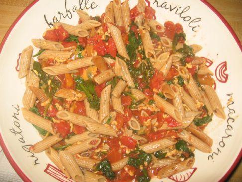 Shape Magazine Easy Baked Pasta