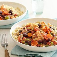 Red Bean Vegetable Jambalaya