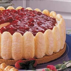 People Sharing Cake Recipe