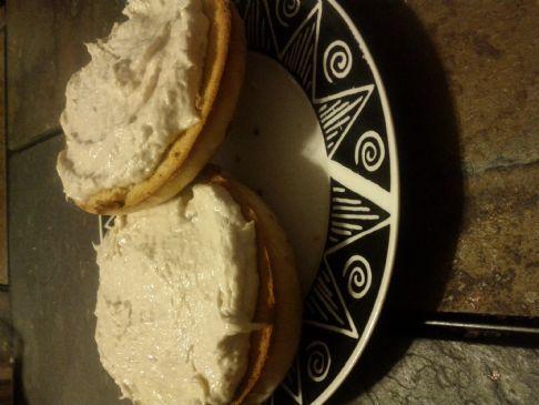 Best Tuna Fish and Cream Cheese Sandwich