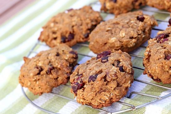 On the Run Breakfast Cookies