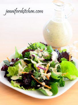 Italian Almond Salad Dressing