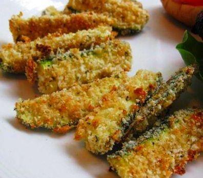 Zucchini Oven Fries (Nixie, 2012)