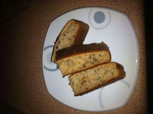 Gluten-Free Banana Nut Bread