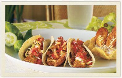 Blackened Cabo Fish Tacos