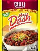 Mrs. Dash Chili (No Beans)