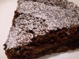 Lazy Man's Chocolate Cake