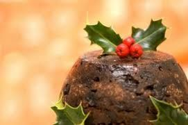 Aunt Peggy's Christmas Plum Pudding