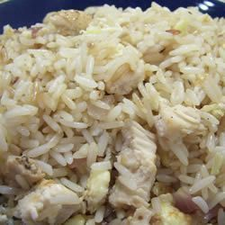 Ultimate Light Chicken and Rice