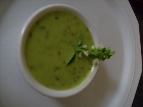Basil Dressing (one tbsp = one serving)