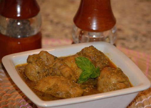 Indonesian Chicken Recipe