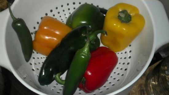 Pogomop's Vegetable Chili