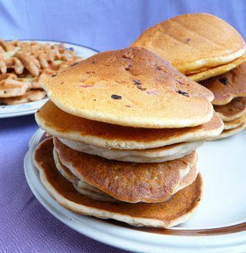 Almond Flour Vegan Pancakes