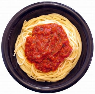Nanny's Spaghetti Sauce Recipe | SparkRecipes